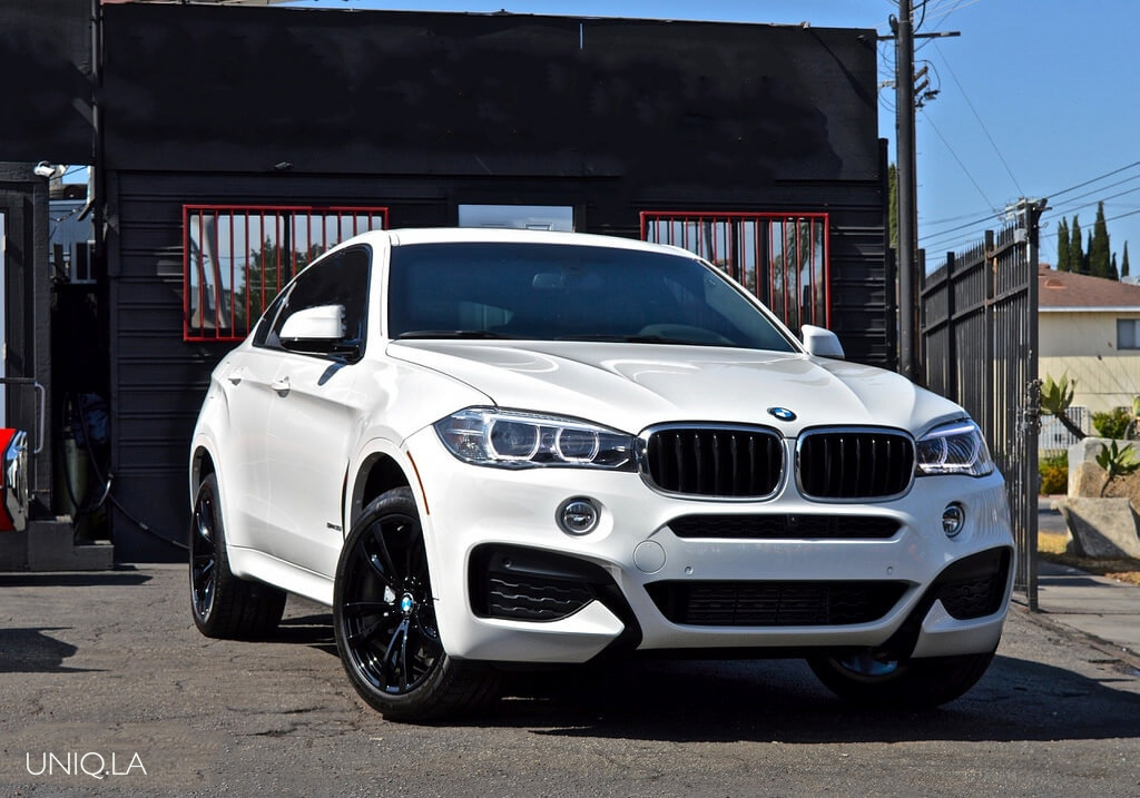Bmw X6 White Amp Red Exotic Cars Uniq Los Angeles
