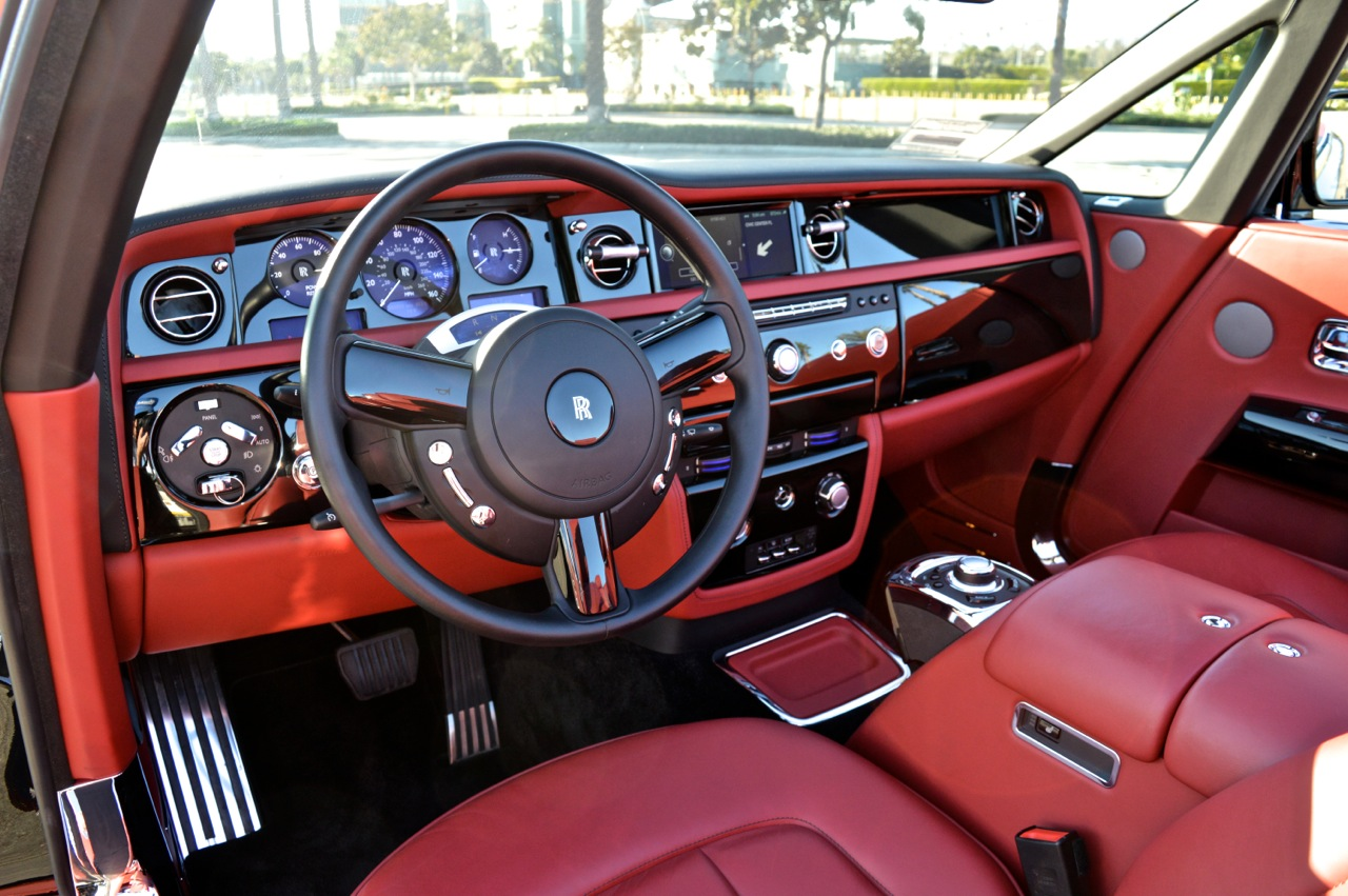 Rolls Royce 2 Door Convertible Black Amp Red Exotic Cars
