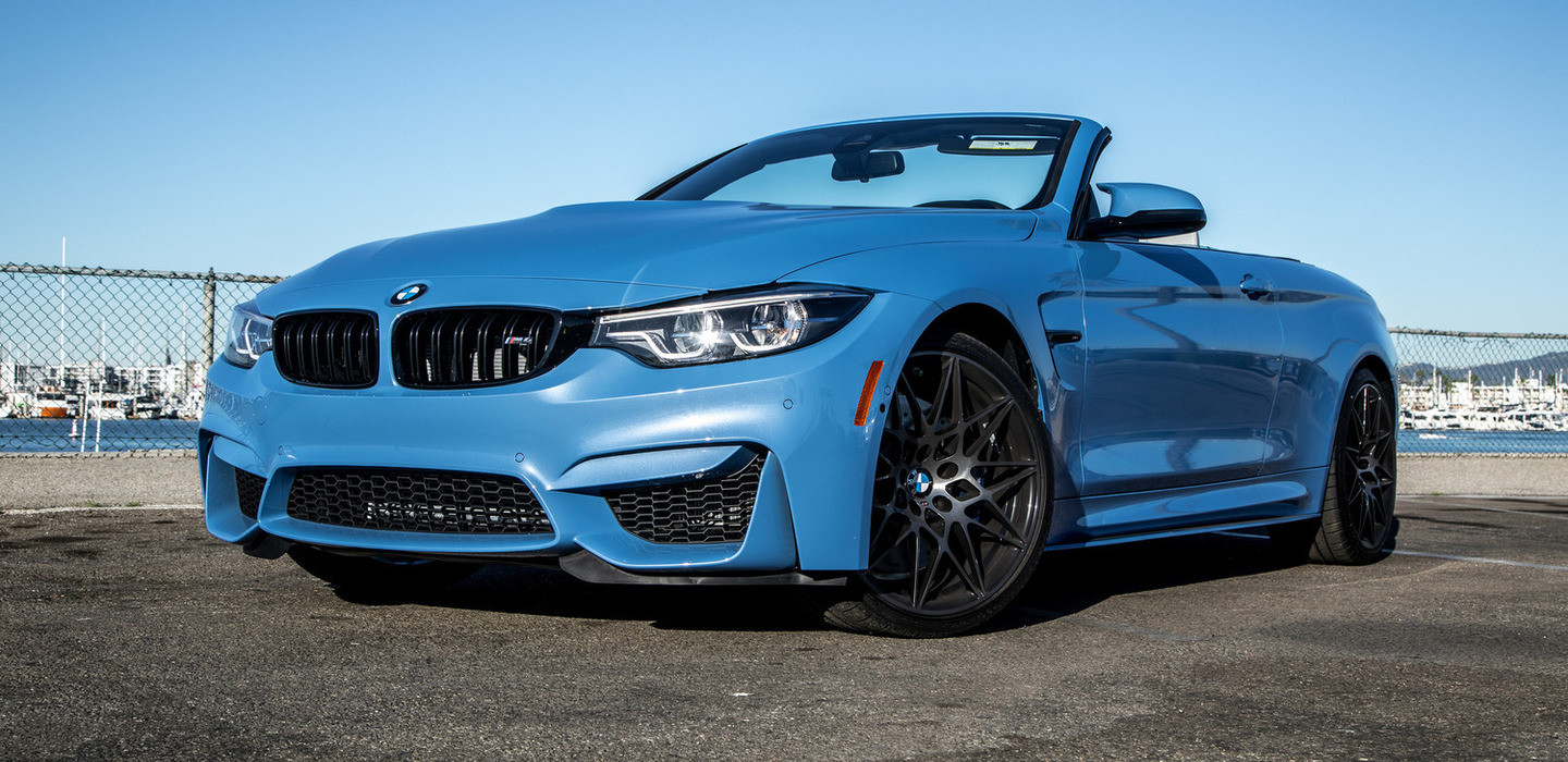 2019 bmw m4 convertible - exotic cars