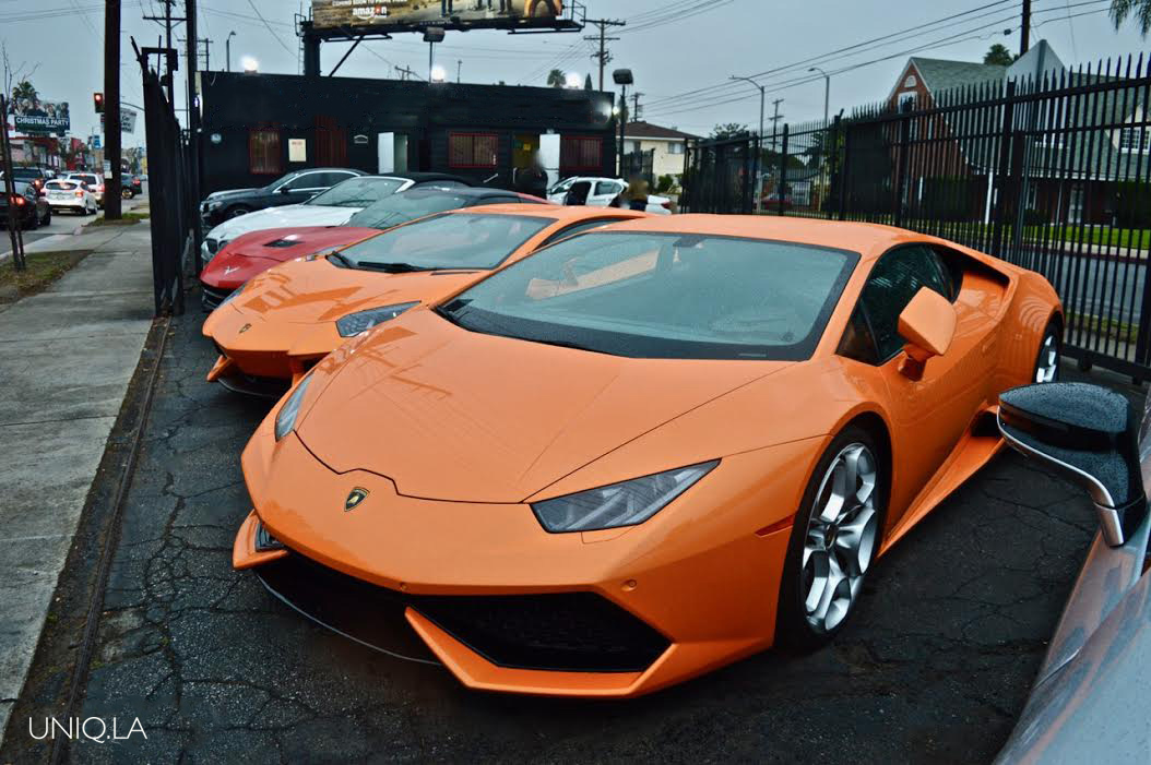 lamborghini huracan orange exotic cars uniq los angeles. Black Bedroom Furniture Sets. Home Design Ideas