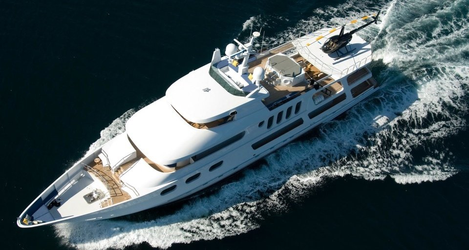 143' UNIQ Super Yacht | Newport Beach