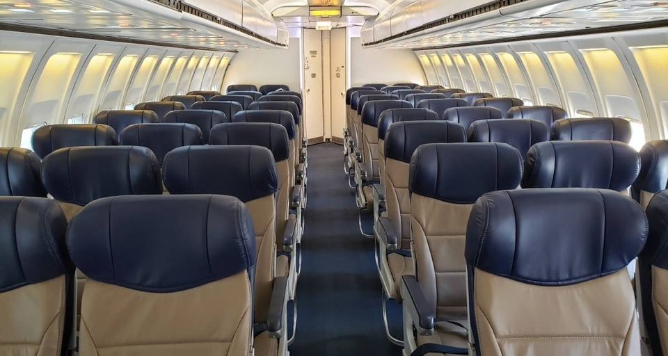 Boeing 737 Main Cabin available for Photo/Video Shoot
