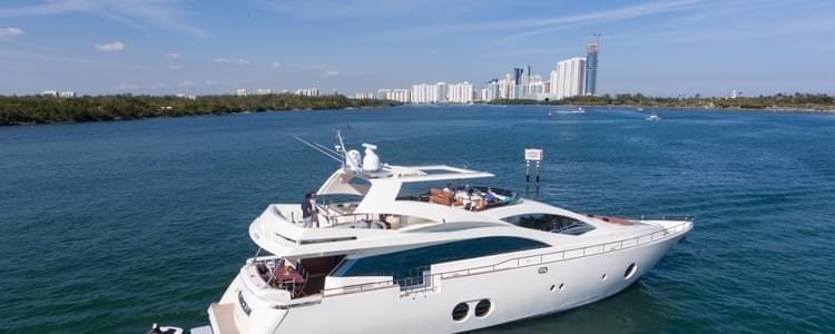 UNIQ Yacht Rental in Miami - Luxury Yacht Charters and Boat Rent - UNIQ Los  Angeles