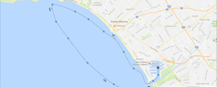 4hr Marina del Rey and Santa Monica Bay Cruise