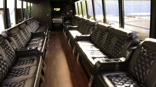 Limo and Party bus rental in Los-Angeles