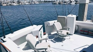 44' UNIQ Sport Fishing Boat