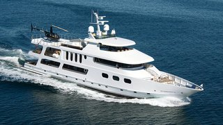 Super yacht hire
