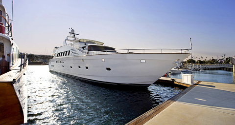106' UNIQ Trans World Custom Yacht
