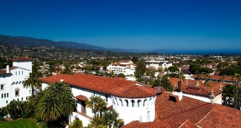 10-hour tour to Santa Barbara and Solvang